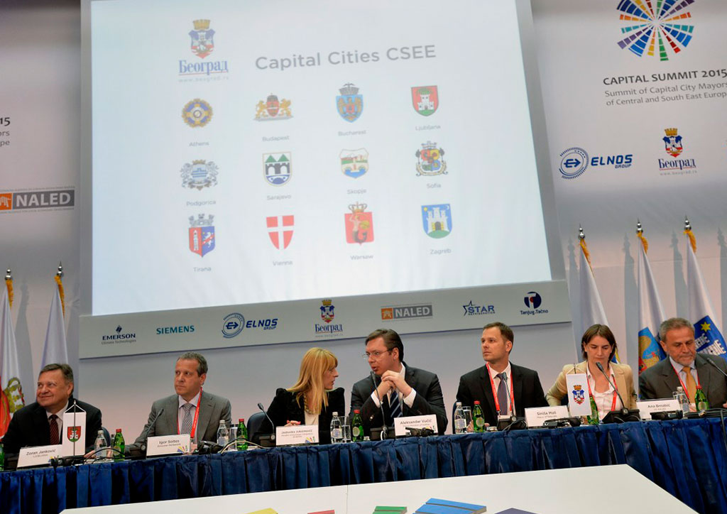 Capital Summit - Sava Centar & Geozavod